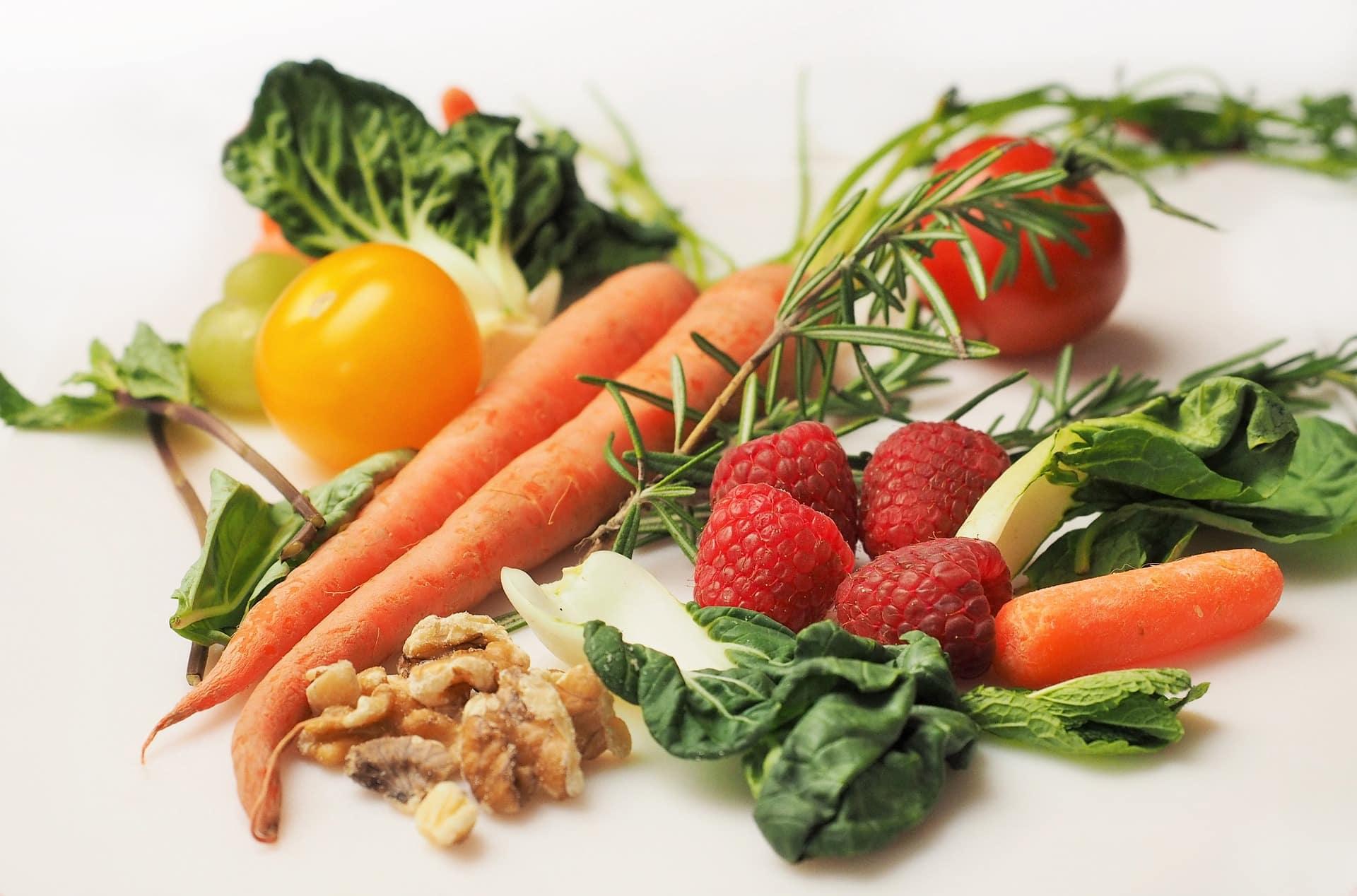 Gemüse Pixabay