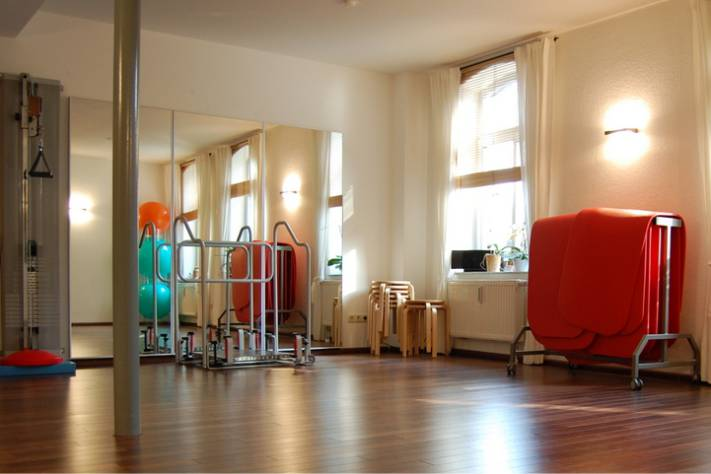 Präventionskurs Rückenfit in Hannover 1